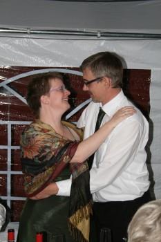 Så blev vi gift